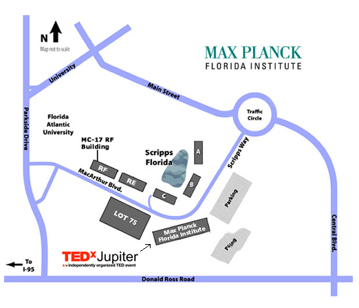 TEDxJupiter-Directions